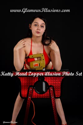 Katty Head Zopper illusion