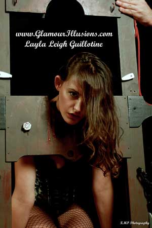 Layla Guillotine Preview Shot